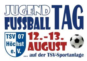 Jugendfussballtag 2017 @ Sportplatz TSV 07 Höchst
