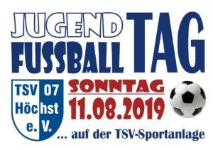 "Jugend Fußball Tag 2019 @ Sportplatz ""Am Buttergraben"""
